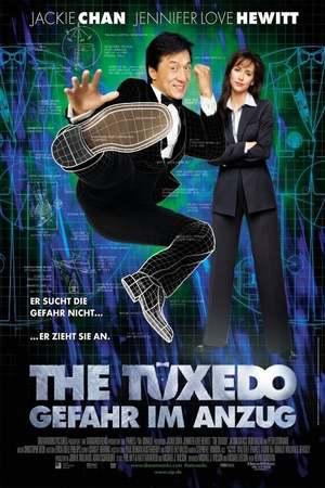 Poster: The Tuxedo - Gefahr im Anzug