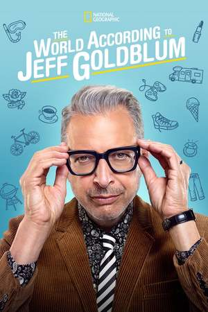 Poster: The World According to Jeff Goldblum