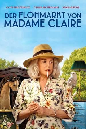 Poster: Der Flohmarkt von Madame Claire
