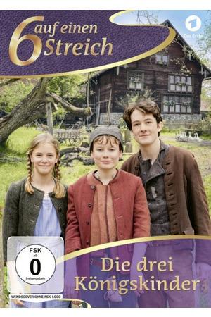 Poster: Die drei Königskinder