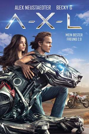 Poster: A-X-L - Mein bester Freund 2.0