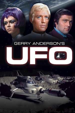 Poster: UFO - Weltraumkommando S.H.A.D.O.