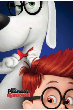 Poster: Die Abenteuer von Mr. Peabody & Sherman