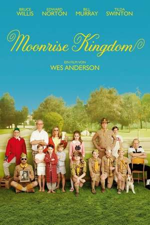 Poster: Moonrise Kingdom