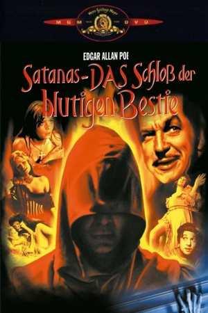 Poster: Satanas - Das Schloss der blutigen Bestie
