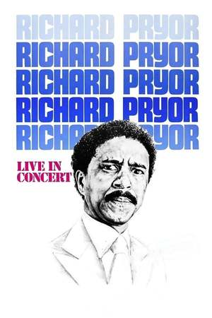 Poster: Richard Pryor: Live in Concert