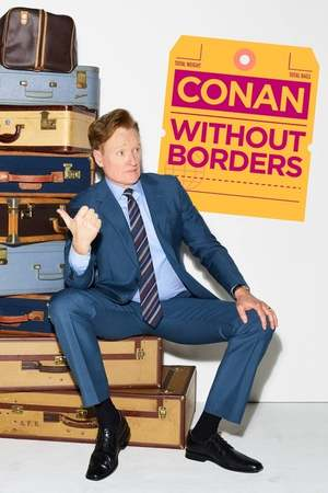 Poster: Conan Without Borders