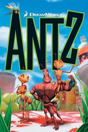 Poster: Antz