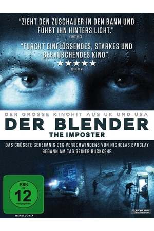 Poster: Der Blender - The Imposter