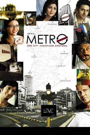 Poster: Life in a Metro