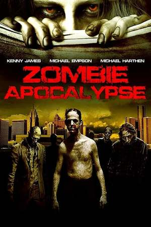 Poster: Zombie Apocalypse: The Payback
