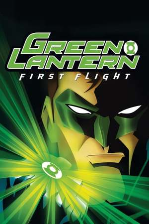 Poster: Green Lantern: First Flight
