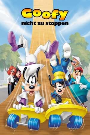 Poster: Goofy nicht zu stoppen