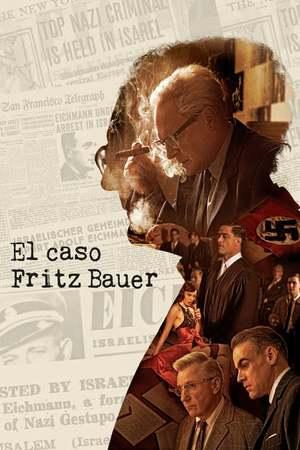 Poster: Der Staat gegen Fritz Bauer