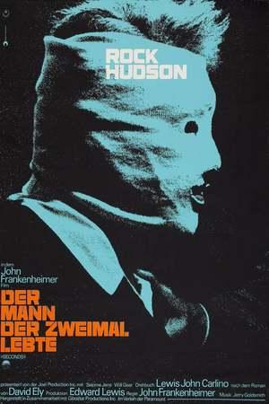 Poster: Der Mann, der zweimal lebte
