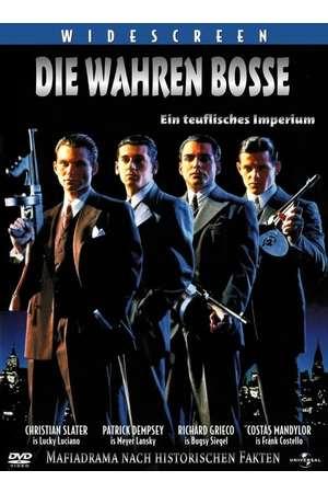 Poster: Die Wahren Bosse - Ein teuflisches Imperium