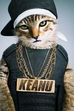 Poster: Keanu - Her mit dem Kätzchen!